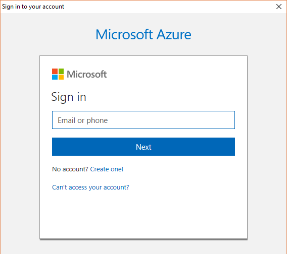 Prevent double login for Azure Resource Manager and Azure AD